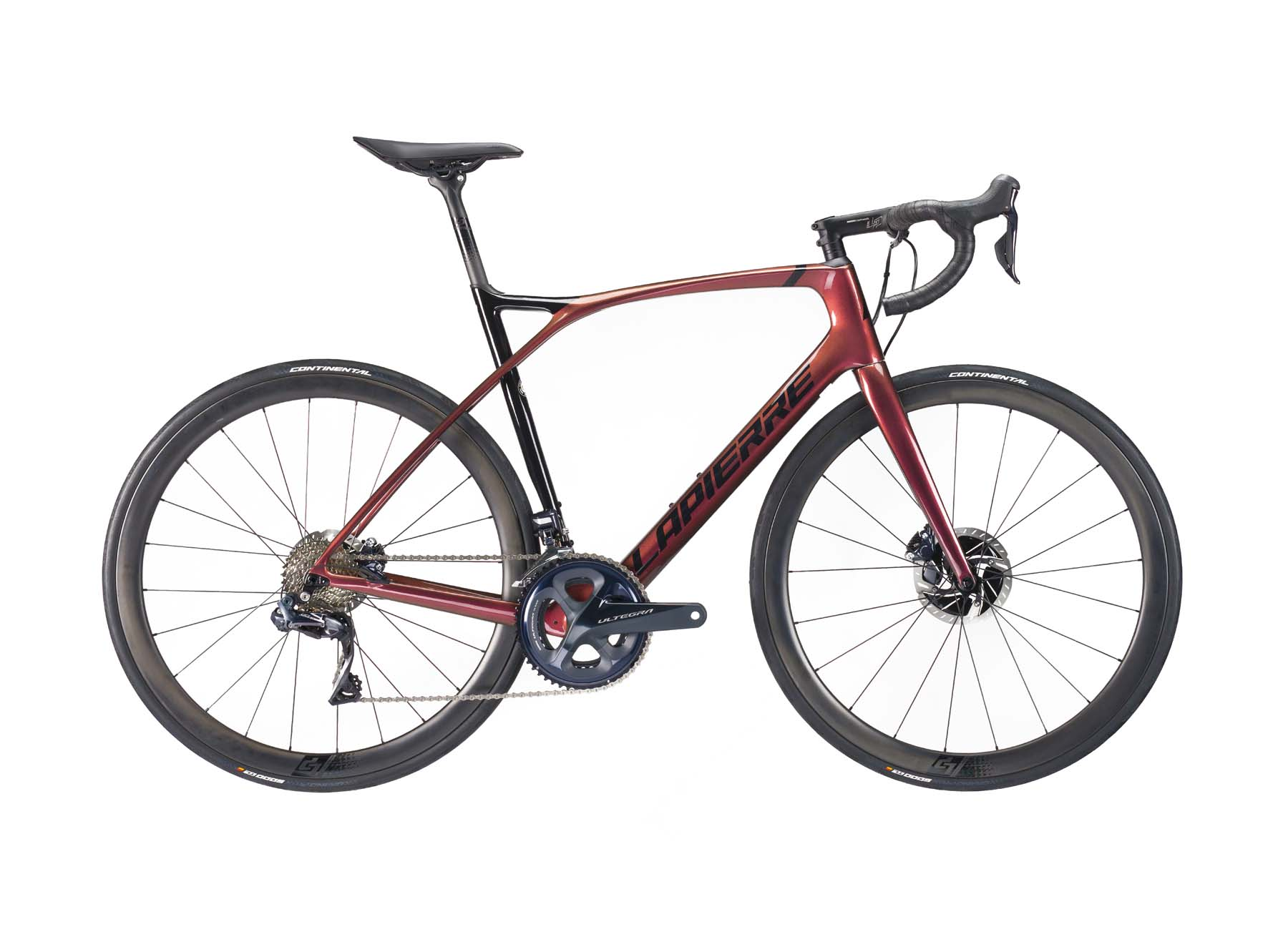 Lapierre Xelius SL 8.0 Disc 2021 Performance Road Bike 1